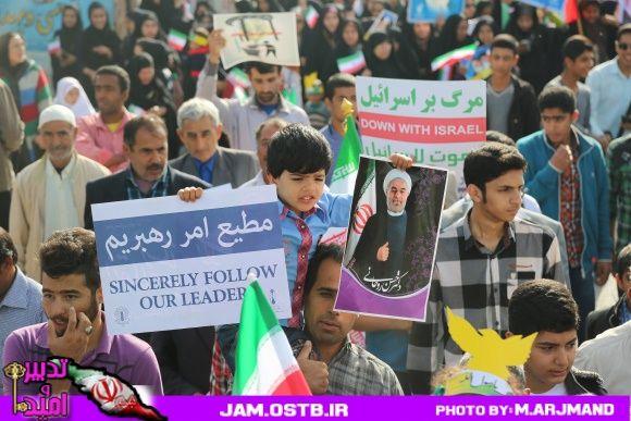 راهپیمایی ۲۲ بهمن در ۱۲۷ نقطه استان برگزار میشود+ مکان و زمان