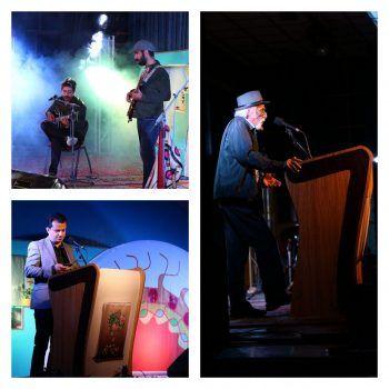 اولین دوره جایزه شعر جم برگزیدگانش را شناخت+ تصاویر