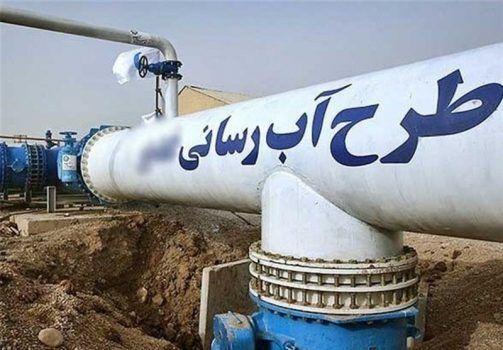 وزارت نفت ۱۰۸ میلیارد تومان ویژه اجرای طرح آبرسانی به شهرستان جم اختصاص داد