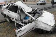 سه واژگونی و انحراف خودرو در معابر شهرستان گناوه