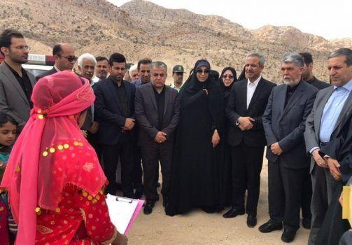 وزیر ارشاد مشکل اعتبار مجتمع هنری فرهنگی شهرستان جم را برطرف کرد