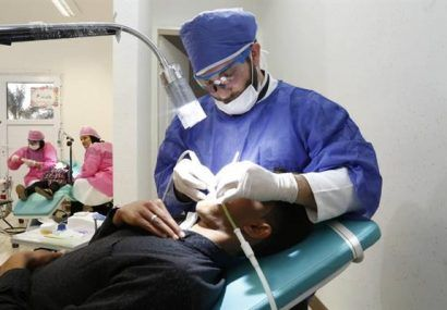 درمان رایگان هزارو۷۶۰ مددجو توسط پتروشیمی جم