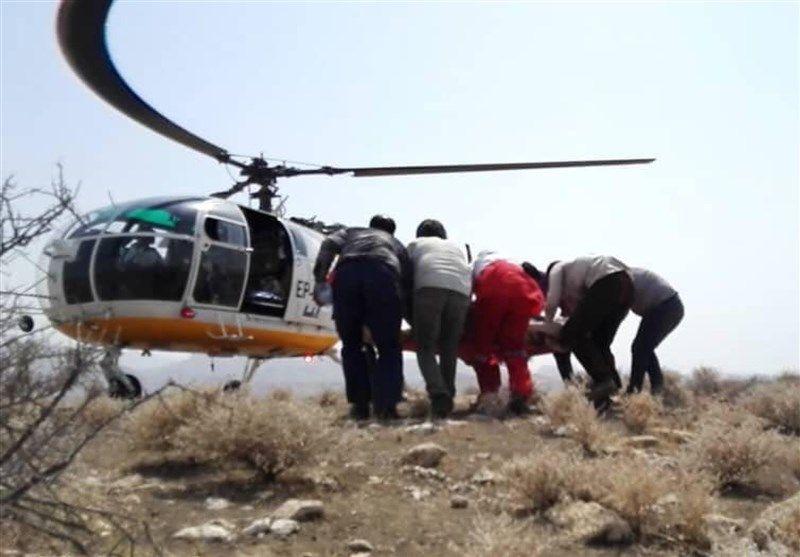 زمان چهارساعته برای حضور بالگرد در جم/ بوشهر بالگرد امداد ندارد