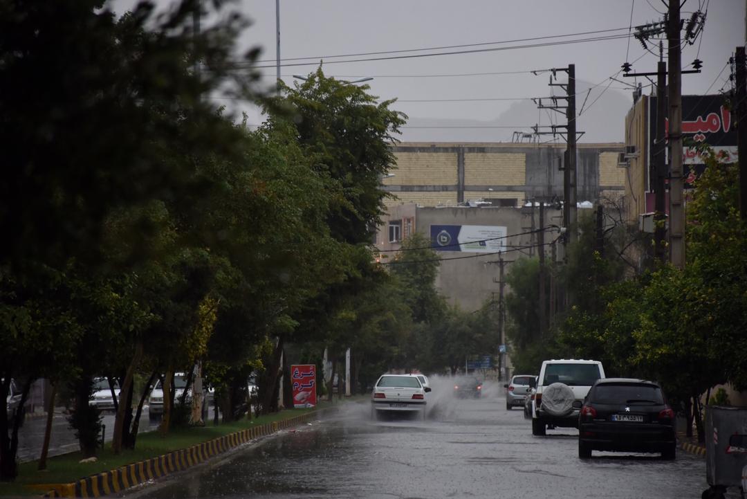 ۱۴۵.۷ میلیمتر بارش باران در استان بوشهر ثبت شد