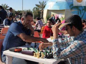 نتایج مسابقات شطرنج روز جم اعلام شد