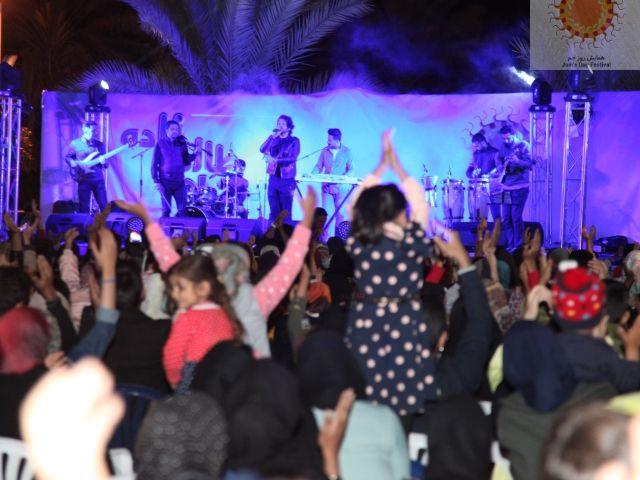 به مناسبت نهمین نکوداشت روز جم؛ کنسرت پاپ عماد طالب زاده در ریز برگزار شد