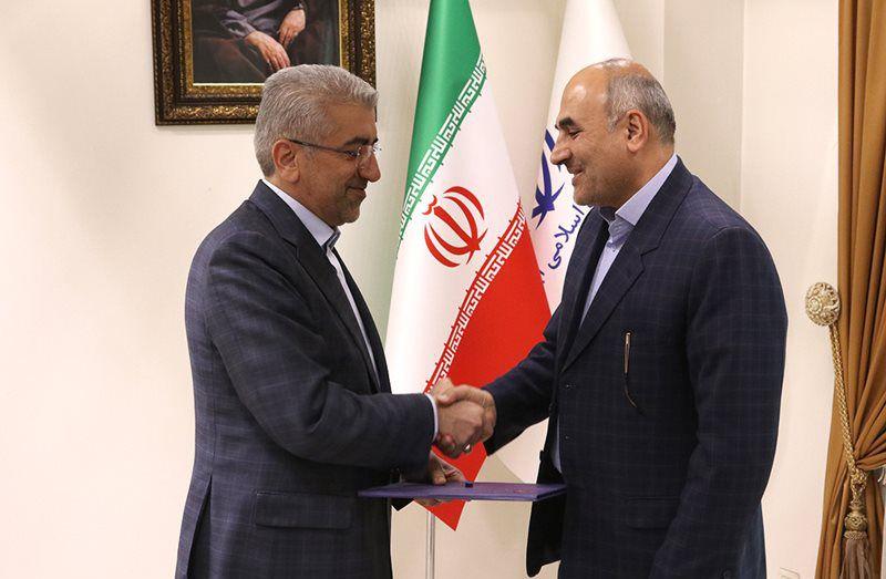 یک بوشهری در وزارت نیرو معارفه شد