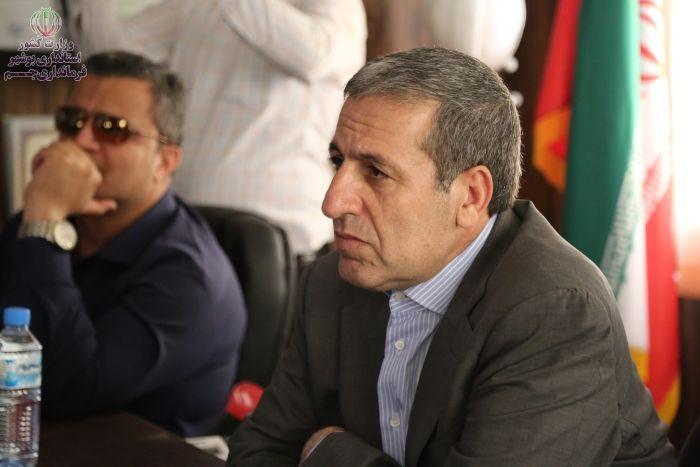 استاندار بوشهر: عوارض آلایندگی عادلانه توزیع میشود