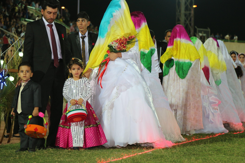 برگزاری جشن ازدواج آسان در جم/آغاز ثبت نام زوج ها