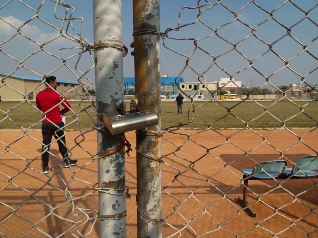 بازی خانگی جوانان پارس جم در لیگ کشوری هم به در بسته خورد!/ احتمال لغو بازی امروز