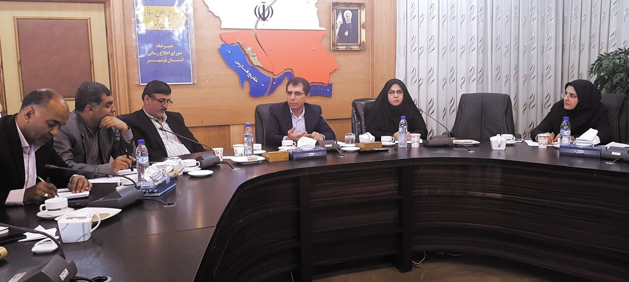 انتقاد معاون استاندار از نشریات بوشهر، شورای شهر و شهرداری