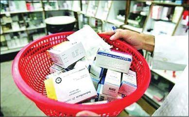 دارو به درد افزایش قیمت مبتلا شد