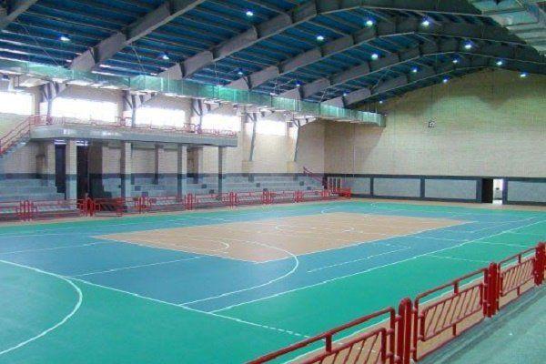افتتاح طرحهای ورزشی استان در سفر معاون وزیر