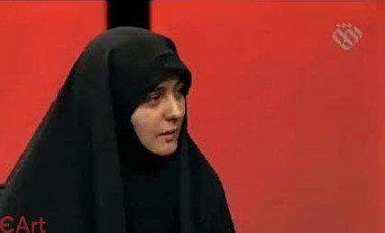 فقط مانده بود ایشان برای ملت ایران تعیین تکلیف کند!+فیلم