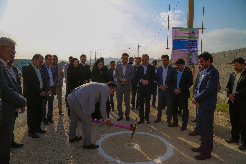 پروژههای شهرداری بهارستان افتتاح و یا عملیات اجرایی آن آغاز شد