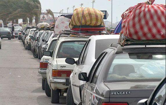هجوم مسافران استانهای آلوده به بوشهر/ مردم نگران، مسئولان بیخیال!