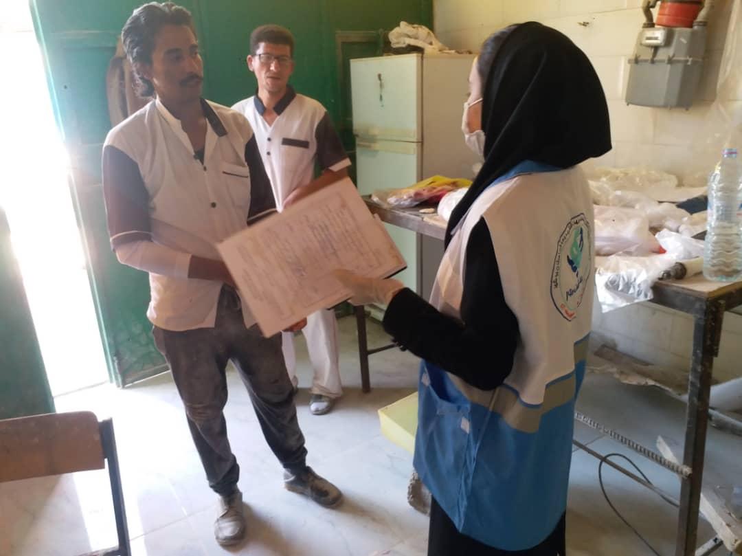 اقدامات مقابله با ویروس کرونا در جم در حال انجام است / تشدید بازرسی ها از داروخانه ها و مراکز تهیه و توزیع مواد غذایی