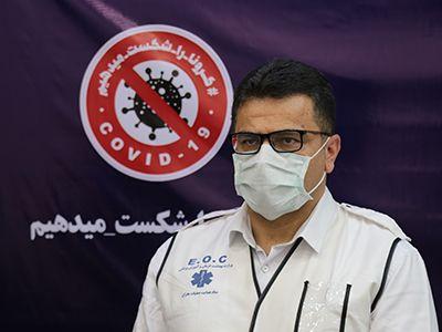 جانباختکان کرونایی بوشهر به ۱۲۷ نفر رسید