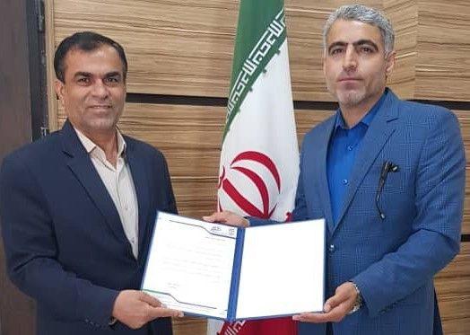 حکم مجدد رئیس هیات فوتبال بوشهر برای سید عباس موسوی!