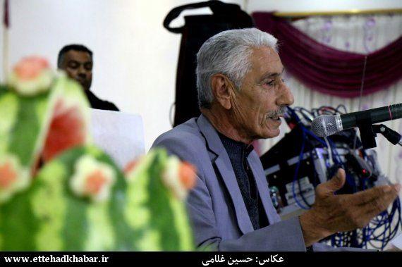 استاد فرج الله کمالی شاعر محلی سرای دشتستان درگذشت+زندگینامه