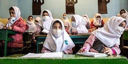 مدارس شنبه باز هستند اما حضور دانش آموزان اختیاری است