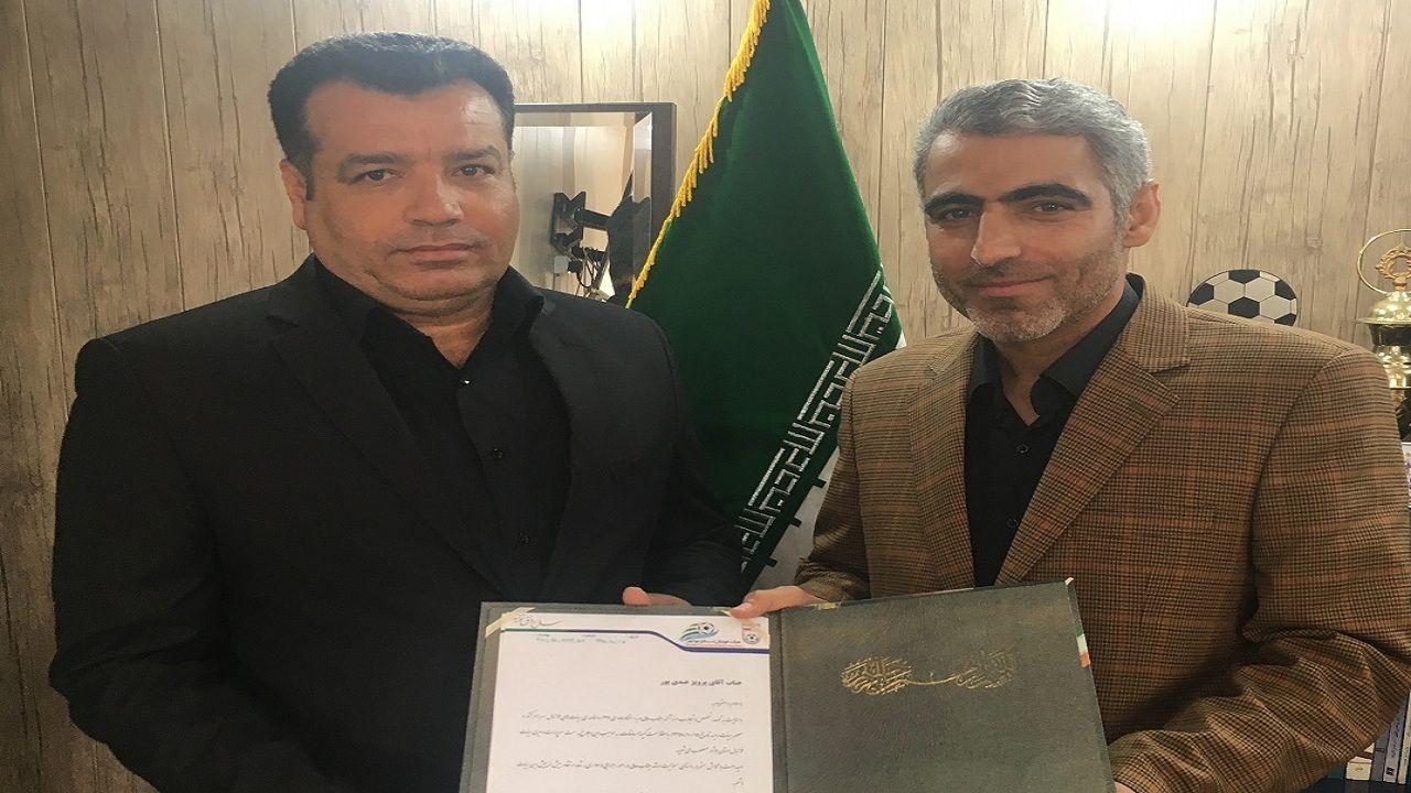دبیر هیات فوتبال استان بوشهر استعفا کرد