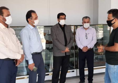 سفر مدیر کل کمیته امداد استان بوشهر به جم/ تاکید بر لزوم تسریع در تکمیل ساختمان کارآفرینی+تصاویر