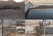 تخلیه غیر اصولی پساب های صنعتی در کوه های کنگان!