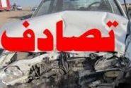 ۷ کشته و مصدوم در تصادف شهرستان دیر