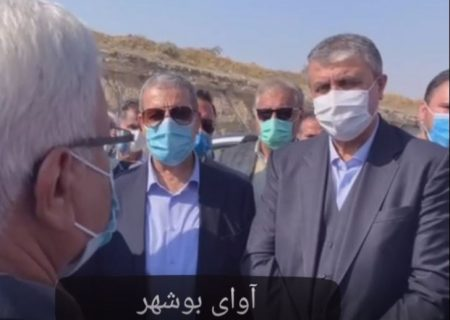 رئیس شورای شهر جم: فعالیت پروژه جاده جم-فیروزآباد نمایشی و خودروها اجاره ای است!/ وزیر راه: مطلعم، نگران نباشید!+فیلم