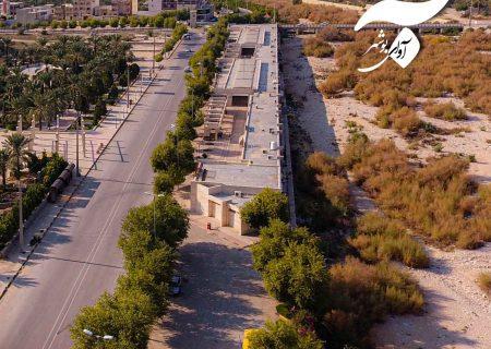 حکم تخریب بازارچه شهرداری جم صادر شد!+تصویر