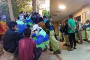 اعتراض کارگران شهرداری به عدم پرداخت حقوق؛ بی پولی یا بی تدبیری؟!