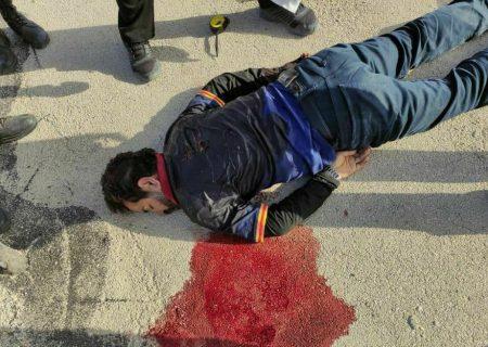 عامل ۸ قتل در کنگان کشته شد