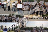 تجمع مالباختگان حواله خودرو در جم/دادگستری: احکام محکومان صادر شده و محکومیت قطعی گرفته اند+جزئیات ماجرا