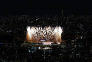مراسم افتتاحیه المپیک ۲۰۲۰ (عکس و فیلم)