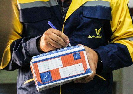 مشکل بستههای پستی بالای ۲کیلویی در بوشهر حل شد