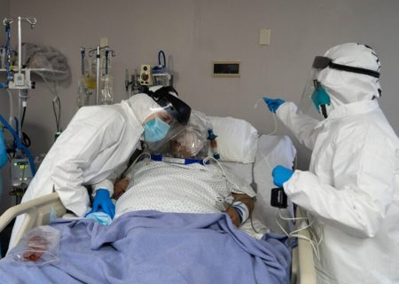 کادر درمان بوشهر در برزخ کرونا