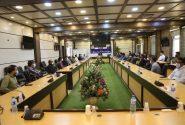 برگزاری جلسه انتخاب اعضای شورای بخش مرکزی جم (نتیجه رای گیری+ تصاویر)