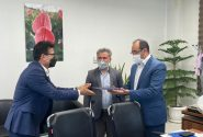 مهندس حسین مهرابی مدیرعامل انجمن تولید کنندگان و صادرکنندگان محصولات سبزی و صیفی گلخانه ای کشور شد