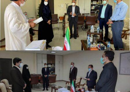 مراسم تحلیف و انتخاب هیئت رئیسه شوراهای شهر جم و انارستان برگزار گردید