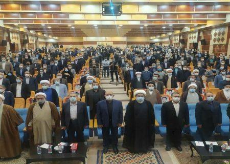 مراسم تکریم و معارفه استاندار بوشهر برگزار شد