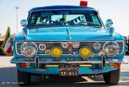 تصاویر/ همایش خودروهای کلاسیک در بوشهر