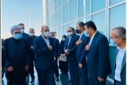 وزیر راه و شهرسازی وارد استان بوشهر شد